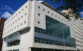 Biblioteka Uniwerstetu w Białymstoku - szalunki