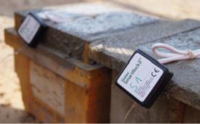 kontrola dojrzałości betonu - czujniki