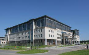 Budowa budynku Sądu i Prokuratury Rejonowej w Białystoku - szalunki