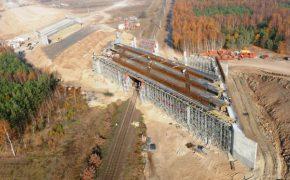Budowa autostrady A1 - Toruń – Stryków - szalunki