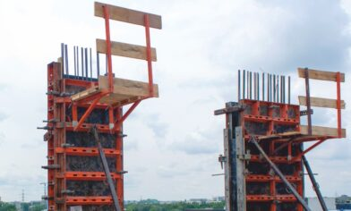 Platform brackets