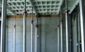 podpory stropowe alu-dec