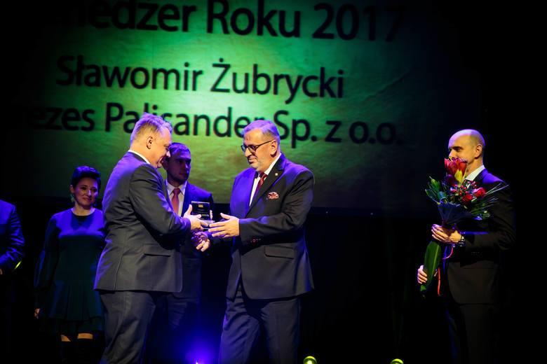 Podlaska Złota Setka Przedsiębiorstw - Menedżer Roku