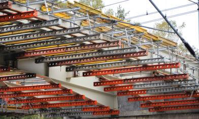 Central Rail Line's modernization