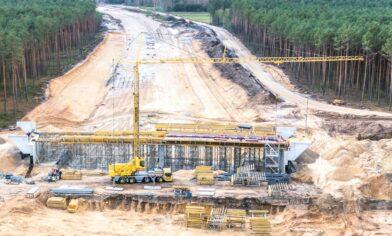budowa trasy s19